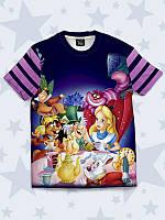 Футболка Alice in Wonderland Disney, фото 1