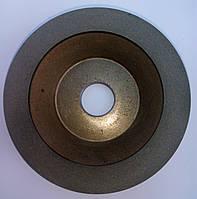 Фреза алмазная торцевая для шлифовки, заточки твердых сплавов 150х20х3х40х32,  12А-45