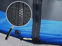 Батут для детей 312 см. с защитной сеткой, фото 3