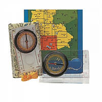 Компас MIL-TEC Map Compass