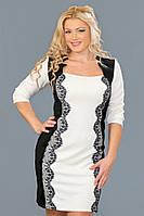 Женское платье  (48-56) 8060