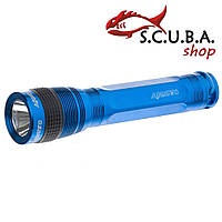 Фонарь для подводной охоты и дайвинга Aquatec aqualumen led 5w ( алюминиевый корпус)