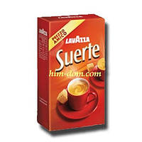 Молотый кофе Lavazza Suerte 250г Лавацца Суерте 250г