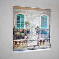 Римські штори віконниці