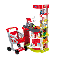 Интерактивный Супермаркет City Shop Smoby 350204
