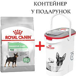 Корм Royal Canin Digestive Care Mini для собак мелких пород с чувствительным пищеварением 3 кг