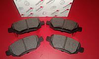 Колодки тормозные задние сhery beat чери бит S18D-3502090