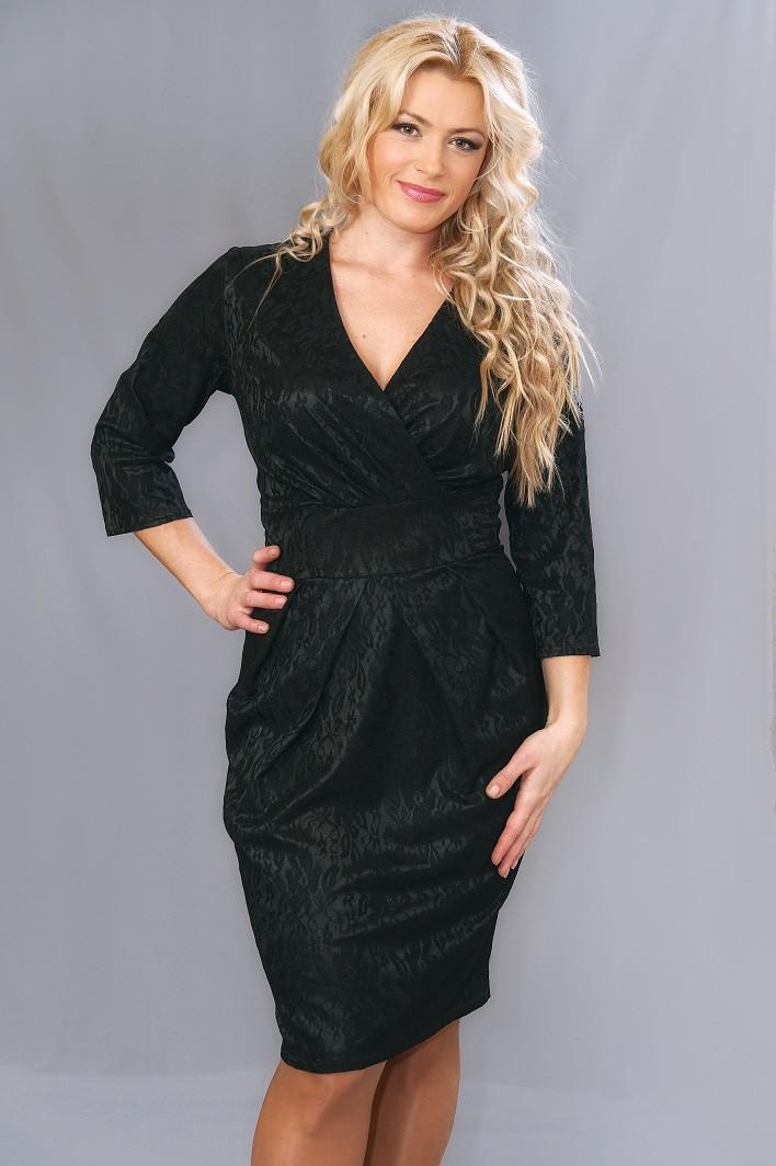 Женское  платье  (48-58) 8088.1