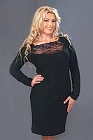 Женское  платье  (48-58) 8089