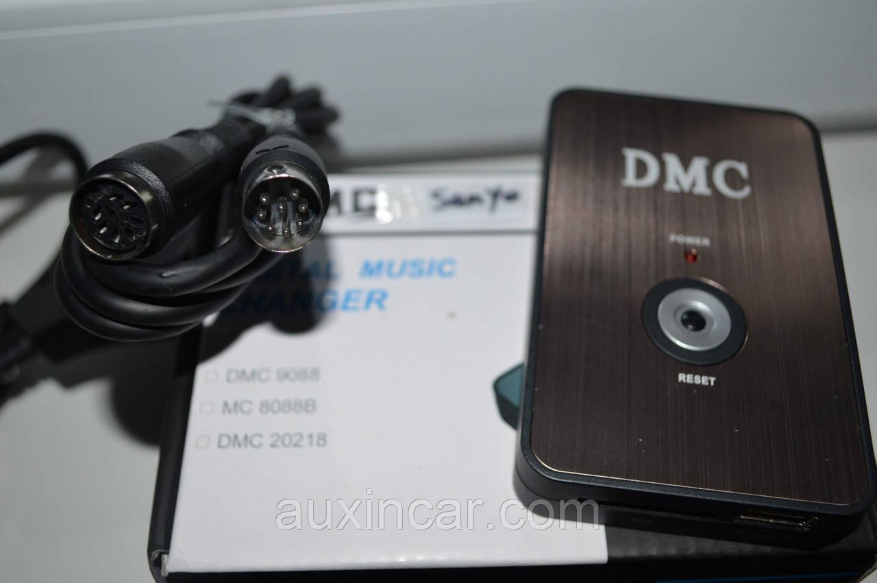 Aux usb sd card эмулятор DMC-9088 для магнитол Sanyo или Ford(Europe)
