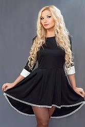 Женское платье (42-52) 8096.1