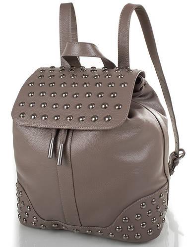 Удобный дизайнерский женский кожаный рюкзак GALA GURIANOFF (ГАЛА ГУРЬЯНОВ) GG1269-12