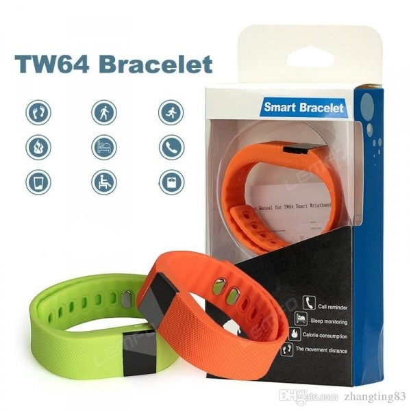 Смарт браслет Smart Band Tw64 (фітнес трекер)