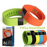 Смарт браслет Smart Band Tw64 (фітнес трекер), фото 2