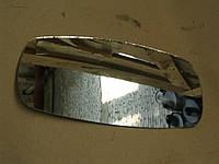 Зеркало полотно для металлического корпуса полусфера КАМАЗ, ЗИЛ 130