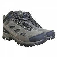Ботинки Hi-Tec Logan WP Brown, фото 1