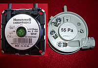 Реле давления дыма (прессостат) Honeywell C4065 FH1024:2 Р=0.55 mbar max 6 mbar