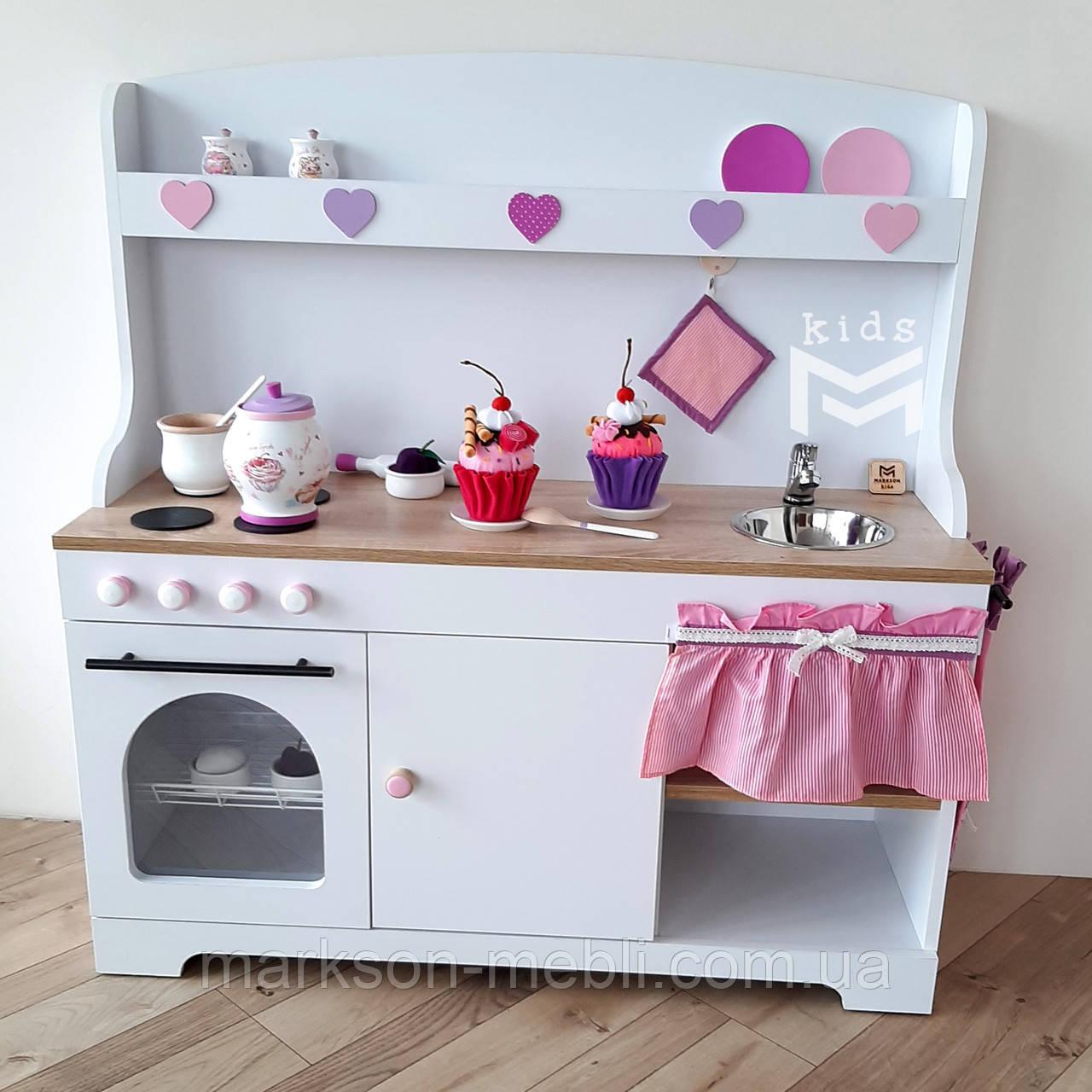 Дитяча ігрова кухня Markson kids - Cake BIG