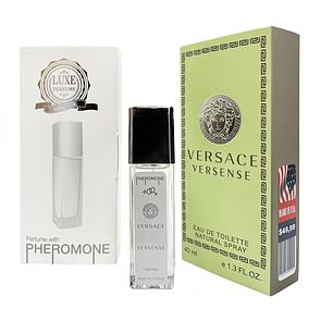 Pheromone Formula Versace Versense женский 40 мл