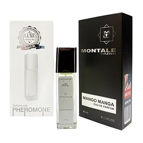 Pheromone Formula MONTALE Mango Manga унисекс 40 мл
