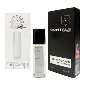 Pheromone Formula MONTALE Soleil De Capri унисекс 40 мл