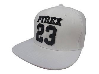 Белая кепка Pyrex 23 (реплика)