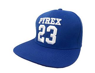 Синяя кепка Pyrex 23 (реплика)
