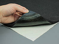 StP битопласт А 10 К звукопоглощающий, антискрипный  лист 75х100 см, толщина 10 мм, фото 1