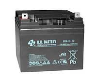 Свинцево-кислотний акумулятор BB Battery 12В 40Ач HR40-12