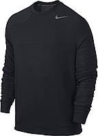 Джемпер NIKE DRI-FIT TOUCH FLEECE CREW 645072-010