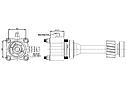 Коробка отбора мощности (КОМ) ZF 9S186 (1291), 9S1110, 9S1115 для BMC - FORD - IVECO - MAN - RENAULT, фото 2