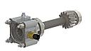 Коробка отбора мощности (КОМ) ZF 9S186 (1291), 9S1110, 9S1115 для BMC - FORD - IVECO - MAN - RENAULT
