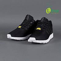 Кроссовки, Adidas ZX Flux Black, фото 1
