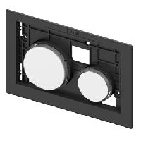 Клавиша TECE TECEloop modular 9.240.664 белая. Антибактериальная