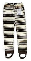 Рейтузы со штрипками, рост 86 см