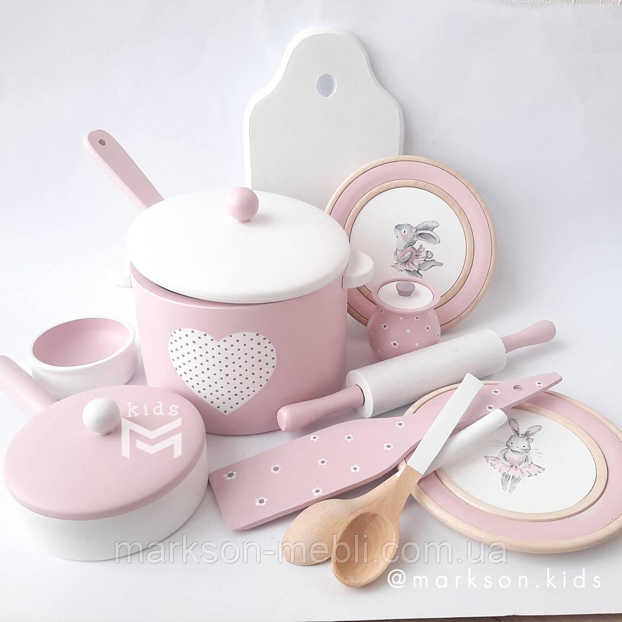 Іграшковий посуд Markson kids -  Балеринки - Столовий набір