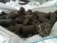 Топивные брикеты из лузги подсолнуха