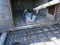 Бетонирование гаража в Днепропетровске