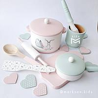 Іграшковий посуд Markson kids -  Зайка - Столовий набір
