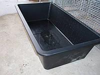 Лоток для збору відходів для клітини кролика.