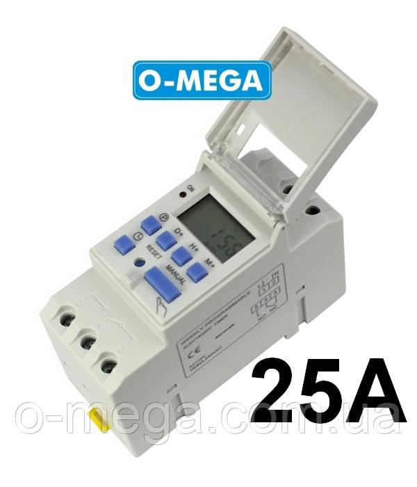 Таймер для инкубатора недельный DIANQI TP8A16 программируемый многофункциональный