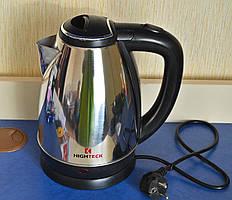 Дисковый чайник HIGH TECK на 1,8 литра.