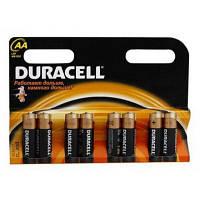 Батарейка Duracell AA MN1500 LR06 * 8 (81417083 / 5279011)