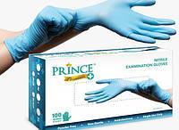 Нитриловые Перчатки плотные 4-5г PRINCE PREMIUM+ Розміри : S/M/L