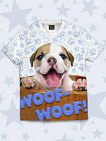 Оригинальная футболка Woof-woof, фото 1