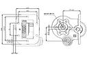 Коробка отбора мощности (КОМ) ZF 6S300, ZF 6S320 для BMC - IVECO - RENAULT, фото 2