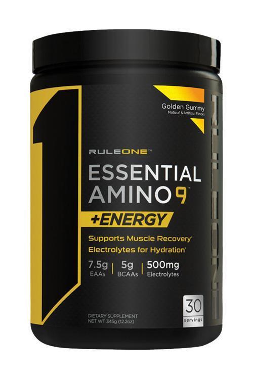 Комплекс аминокислот R1 (Rule One) Essential Amino 9 + Energy 345 грамм Золотые мишки