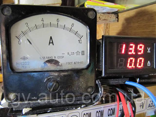 Мощность одной лампы 14  Вт (1А х 13,9В)