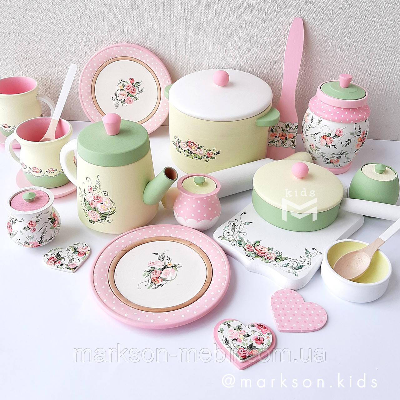 Игрушечная посуда Markson kids - Summer