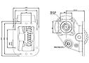 Коробка отбора мощности (КОМ) GRS 900, GRS 890, GRS 920 для SCANIA, фото 2